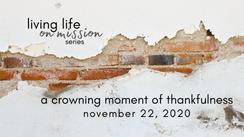 November 22, 2020