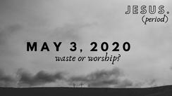 May 3, 2020