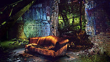 Dequindre Couch