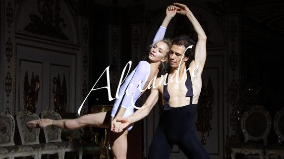 Alexandre Riabko & Silvia Azzoni for Alexandre Magazine