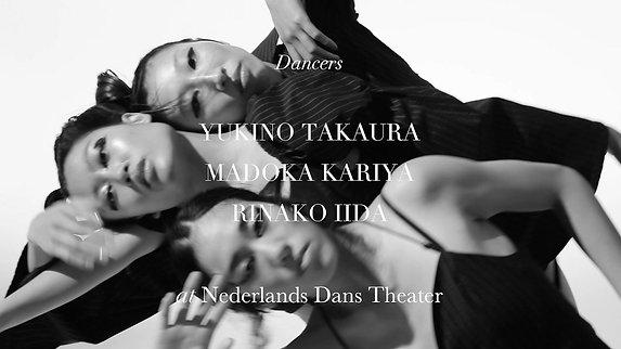 NDT Yukino Kitaura, Madoka Kariya, Rinako Iida for Alexandre Magazine