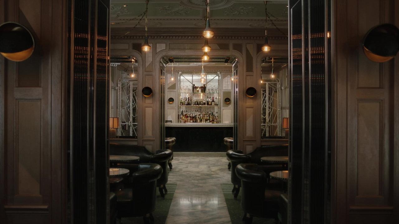 Roku Gin x The Connaught Bar