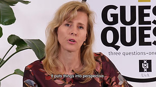 Mona Keijzer UvA Guest Quest