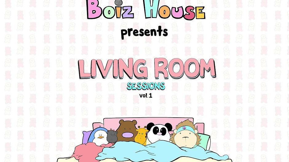Living Room Sessions Vol.1 OUT NOW