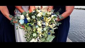 Keith & Caitlin Hines Wedding Trailer