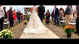 Ashley & Hunter Wedding Trailer