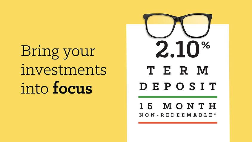 Prospera Credit Union - Term Deposit Campaign