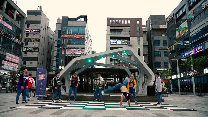 2020 찾아가는 비보이 문화학교 홍보공연