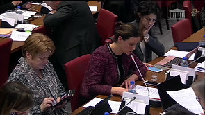 Projet de loi relatif à la protection des données en commission des Affaires sociales - 23/01/2018