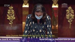 Discussion générale - Séance publique - 15/02/2021