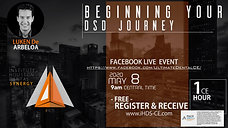 Beginning your DSD Journey