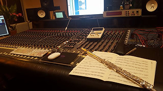 Видео-аккомпанементы для флейты