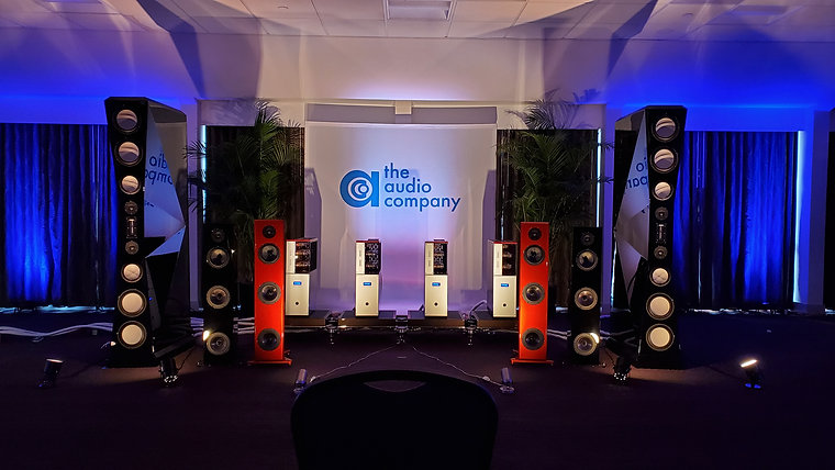 Audio Show Room Tours