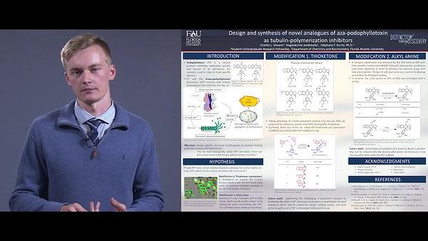 Charles Shearer - Summer Undergraduate Research Fellowship