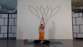 30 minuti di Yoga con Marta per il risveglio mattutino