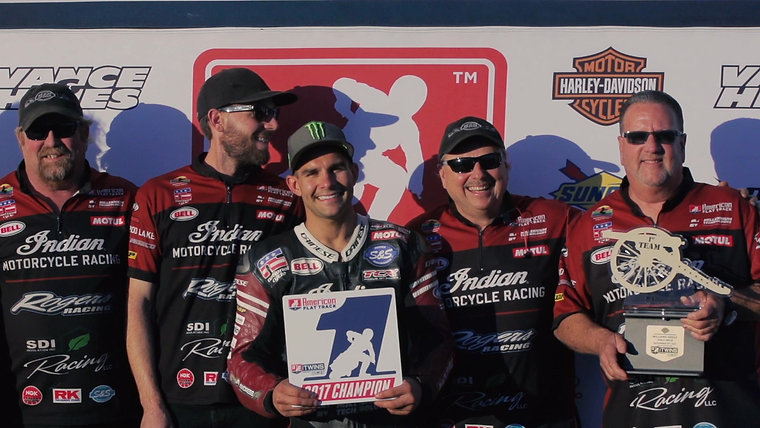 Jared Mees wins 2017 Championship