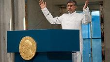 Mr. Kailash Satyarthi at Nobel Peace Prize 2014 Ceremony