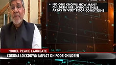 Nobel Peace Laureate Kailash Satyarthi in NDTV