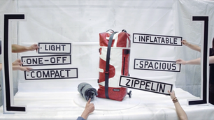 FREITAG | WE'RE KICKSTARTING THE ZIPPELIN