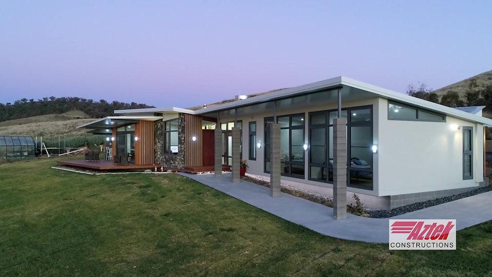 Solar Passive Eco Home