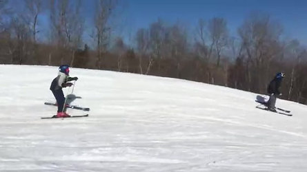 Youth Group Skiing Trip 2021