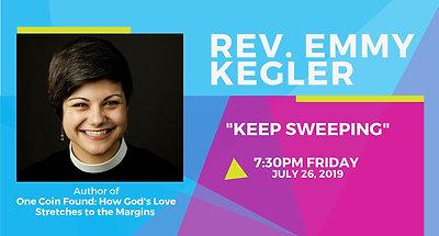 Rev. Emmy Kegler