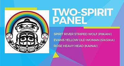 Two-Spirit Panel