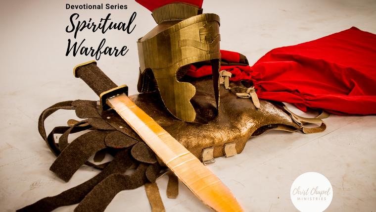 Spiritual Warfare Devotional Series
