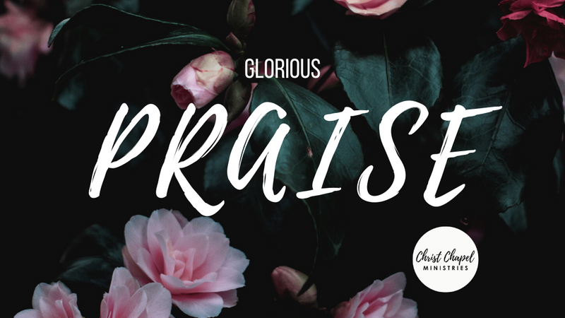Glorious Praise Devotional Series