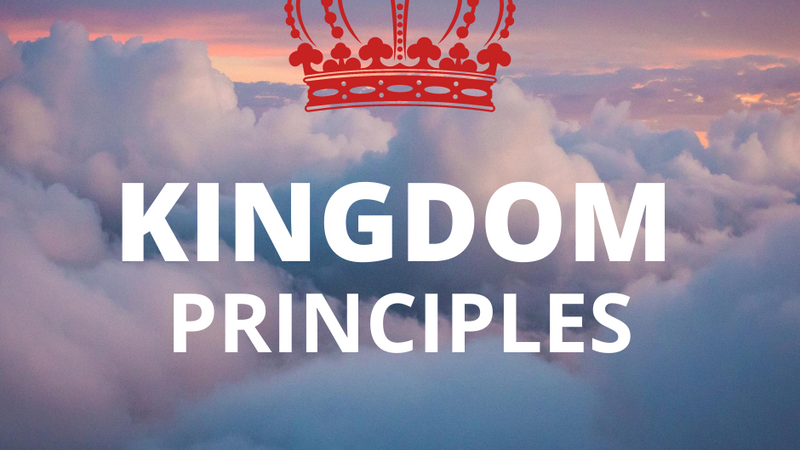 Kingdom Principles Devotional Series