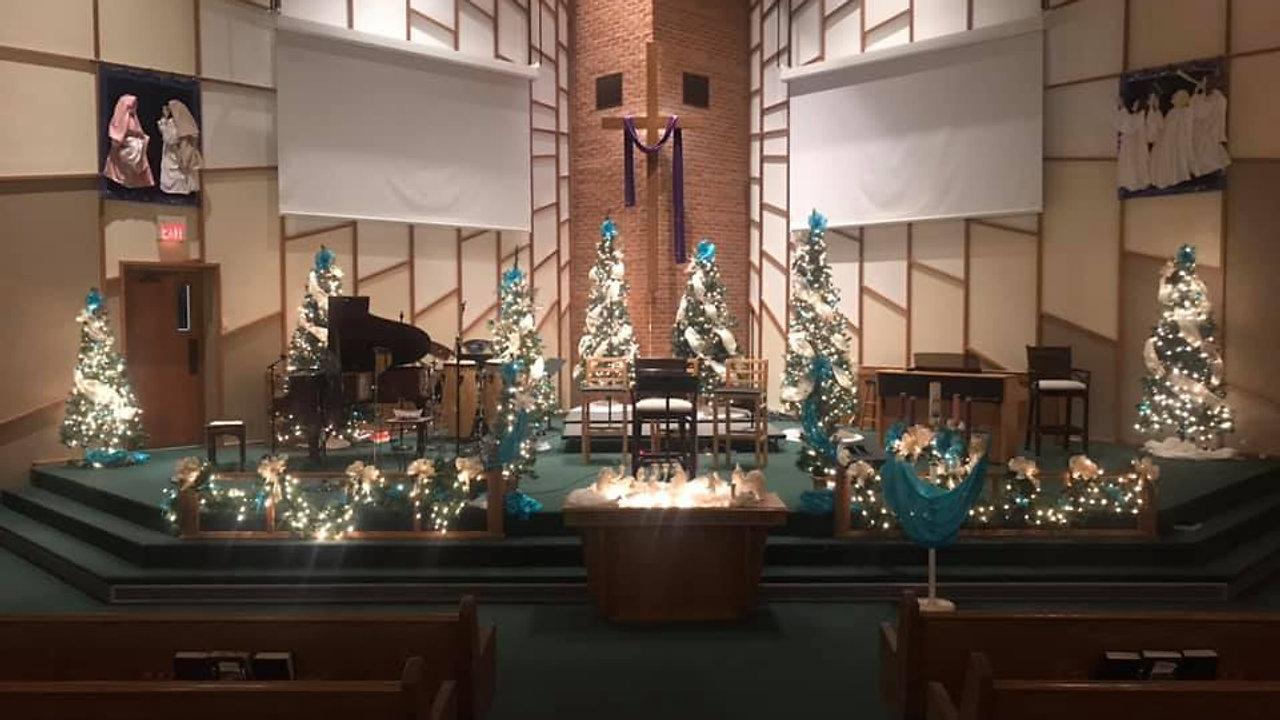 Center Chapel United Methodist Church