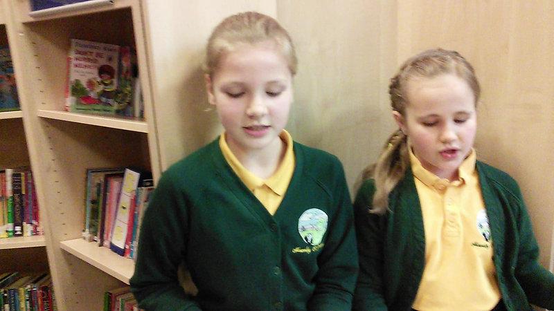 Anna and Gabby