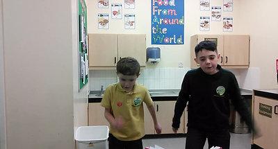 Danny and Brandon