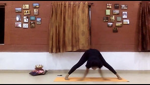 Rohini Manohar- Chennai Yoga Studio- Be Yourself