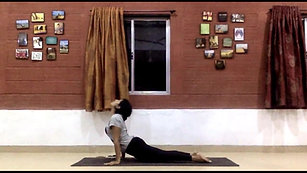 Rohini Manohar- Chennai Yoga Studio