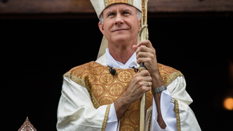 Q-Whips Holy Week Special: An Evening with Bishop Strickland
