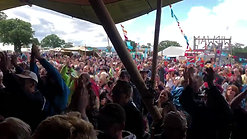 The Grand Old Uke of York at Carfest 2018 (audience reaction)