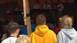 The Grand Old Uke of York at Carfest 2018 - Parklife
