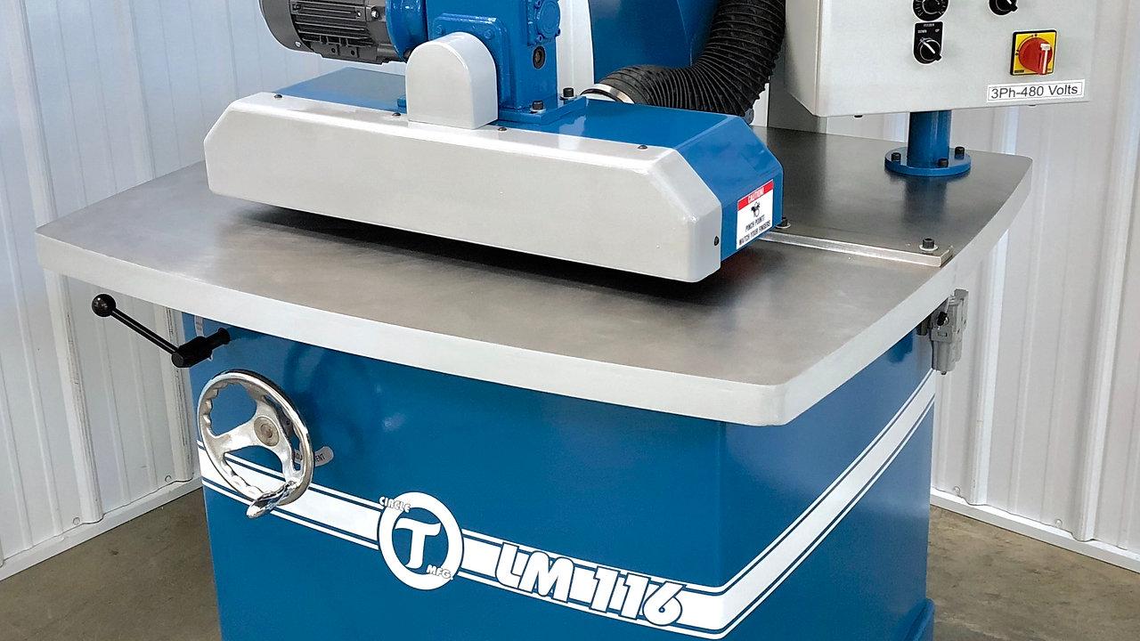 Easy Lock Miter Machine LM116
