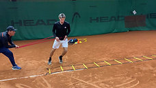 Clay Court Drill