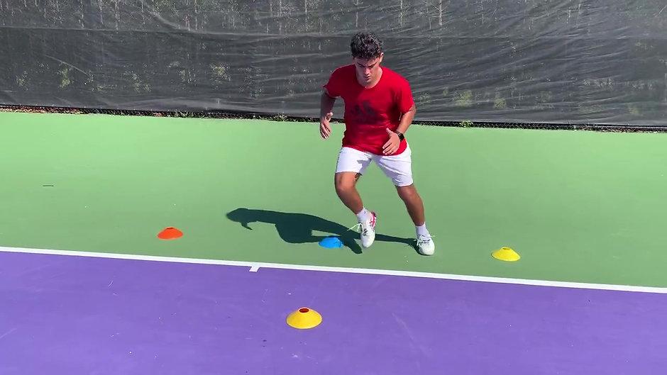 Best Tennis Footwork Drills