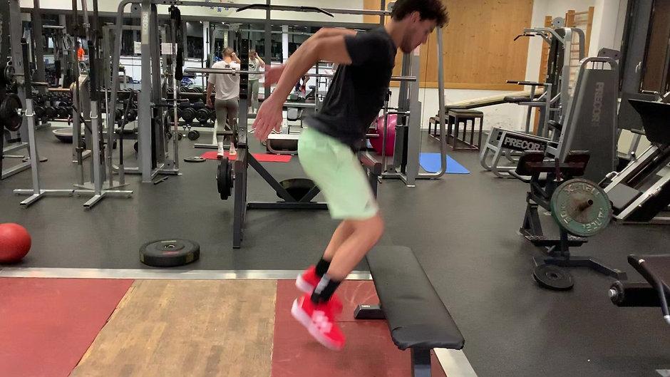 Specific Powerful Plyometric Exercises for Speed