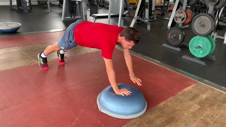 Upper Body Strenght