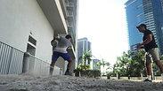 Medicine Ball Exercise