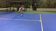 Speed hard court