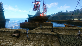 Amnesty Guild Archeage Unchained - Building a Ship