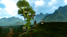 Amnesty Guild Archeage Unchained Timelapse of Beanstalk House
