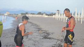 Il triathlon è un'unica disciplina