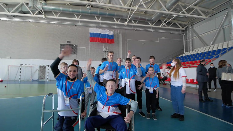 Фестиваль «ГТО без границ» в Нижнем Новгороде