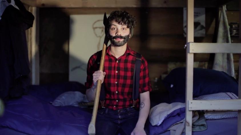 The Littlest LumberJack